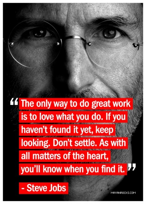 Even Steve Jobs agrees :)