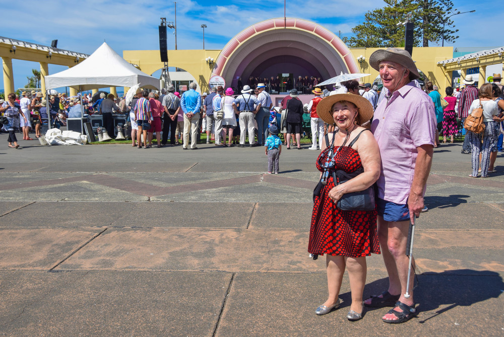 Celebrating art deco in Napier