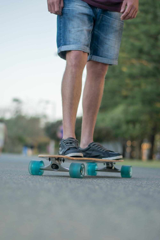 skateboarding like badasses