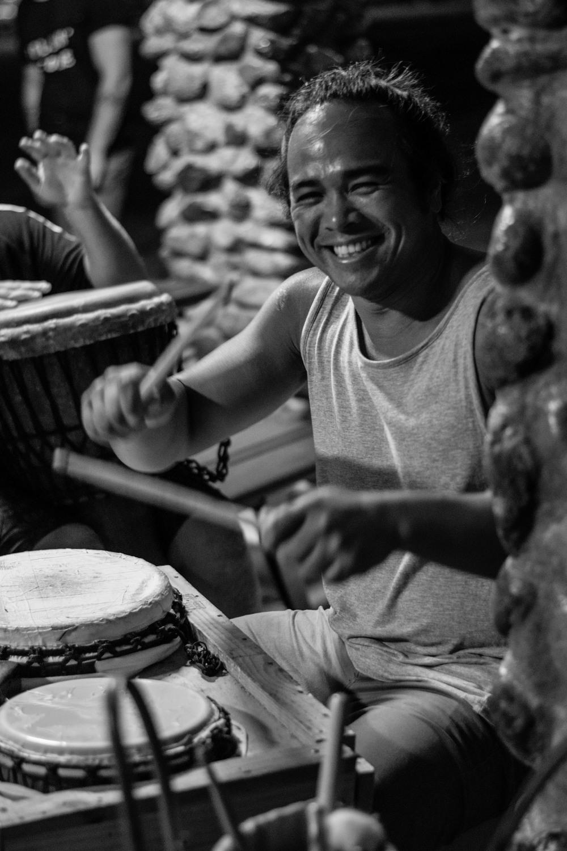 bongo drummers burleigh