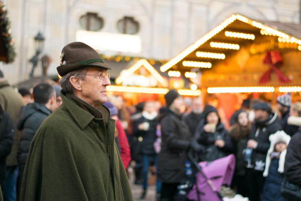 Music at the Christmas Markets Munich