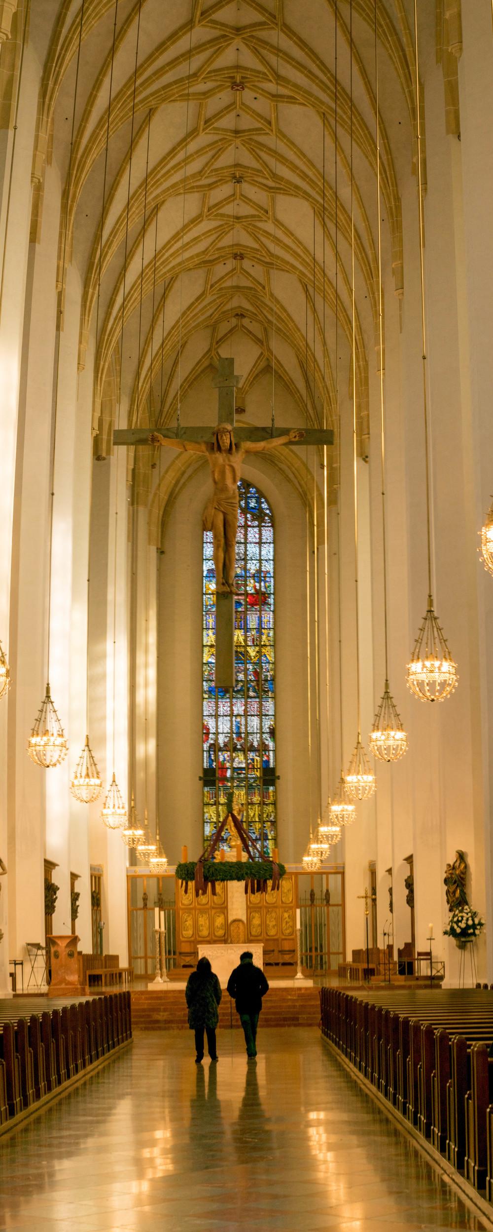 Frauenkirche church Munich