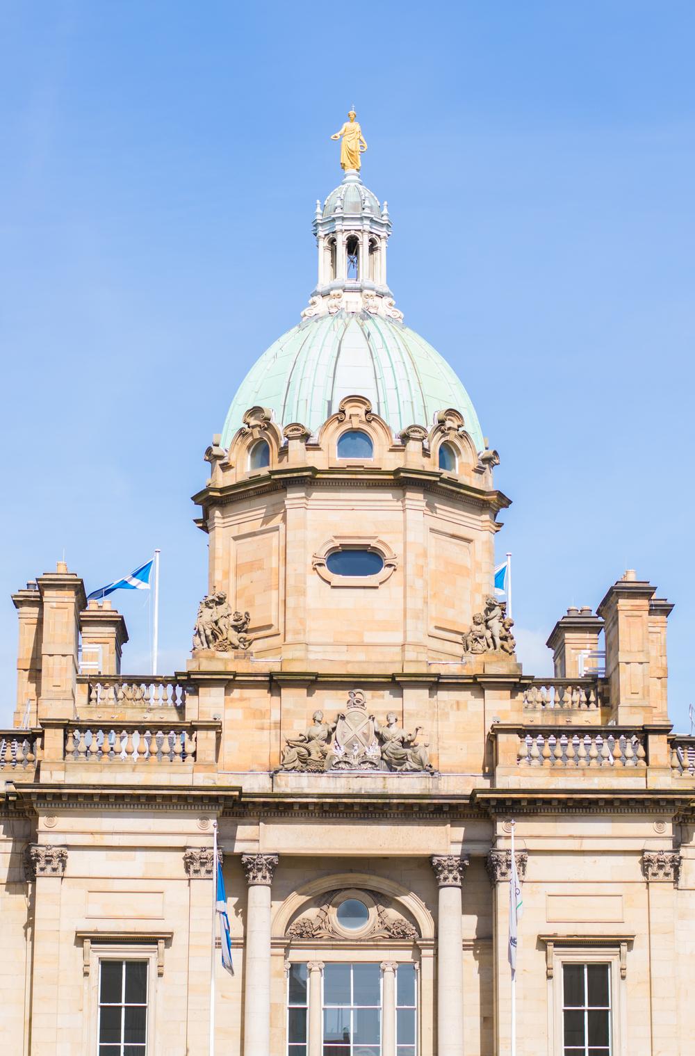 Edinburgh architecture, Auld Reeky, Edinbugh
