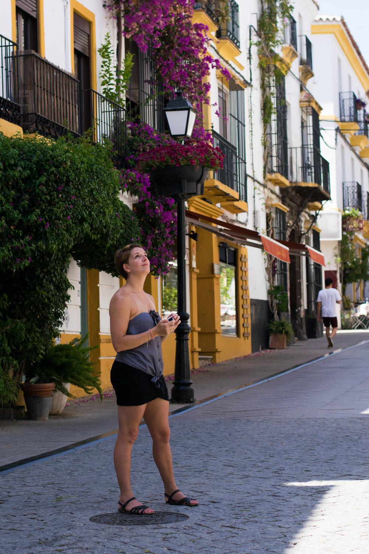 costa del sol, marbella old town, marbella