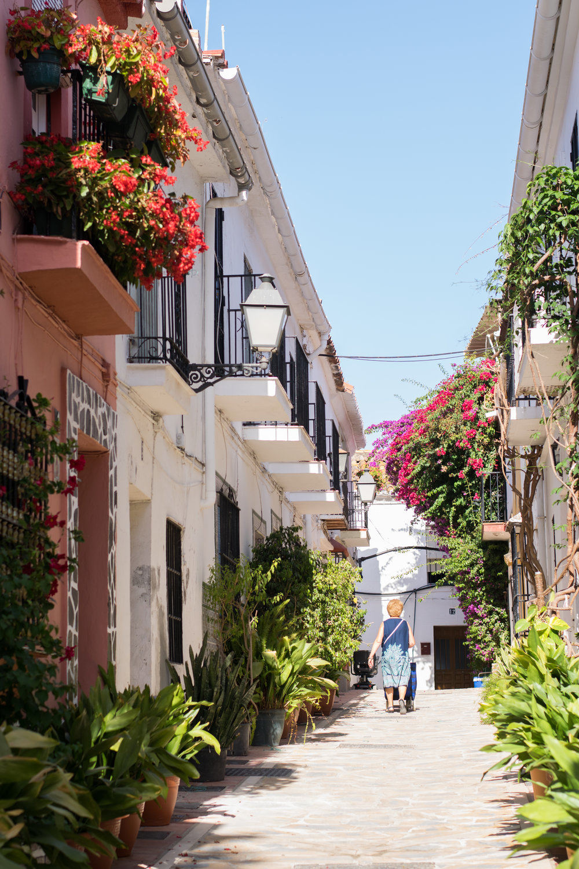 costa del sol, san pedro de alcantara, marbella old town