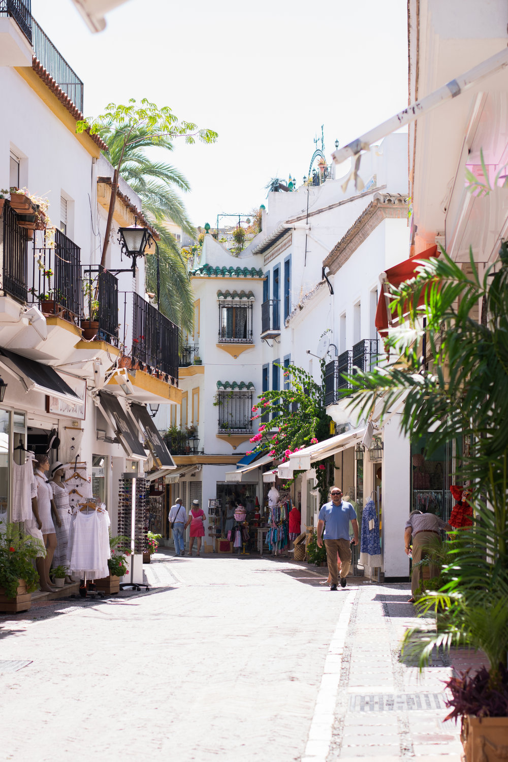marbella old town, things to see in marbella costa del sol