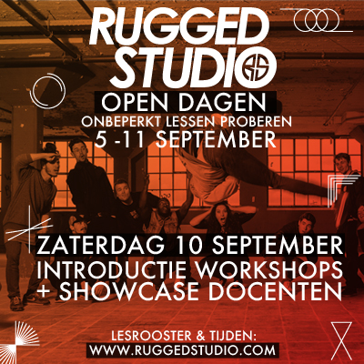 Open Dagen Rugged Studio