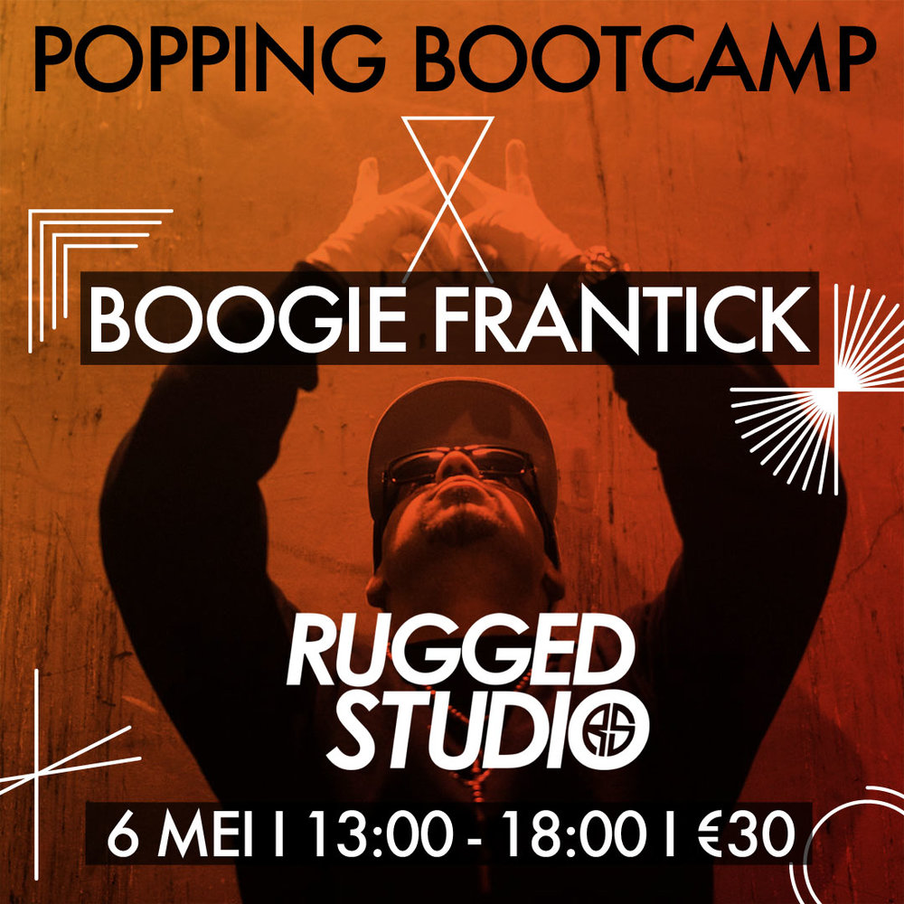 boogiefrantick workshop