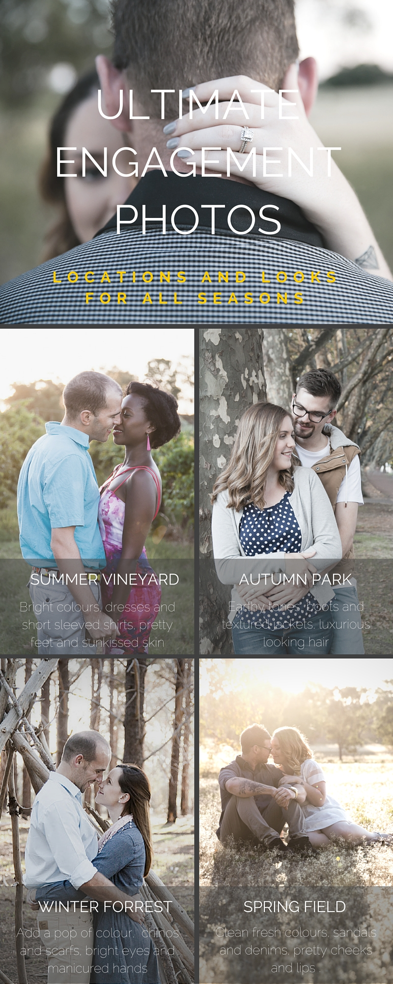 Ultimate Engagement Photography Locations in Perth — Anna