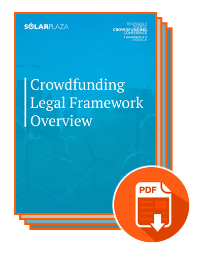 Download Crowdfunding Legal Framework Overview