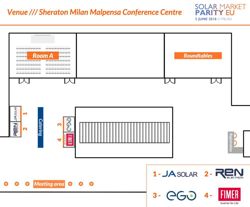 SMP 2018 - Floorplan