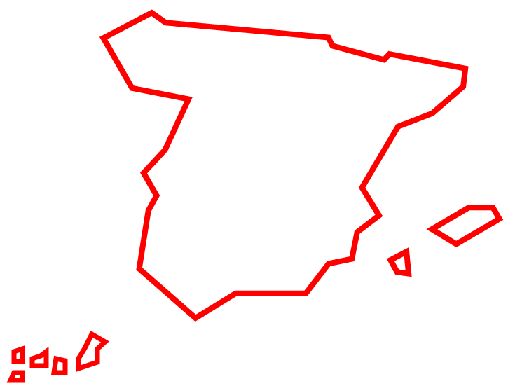 Spain Map Outline (red) 1.1.png