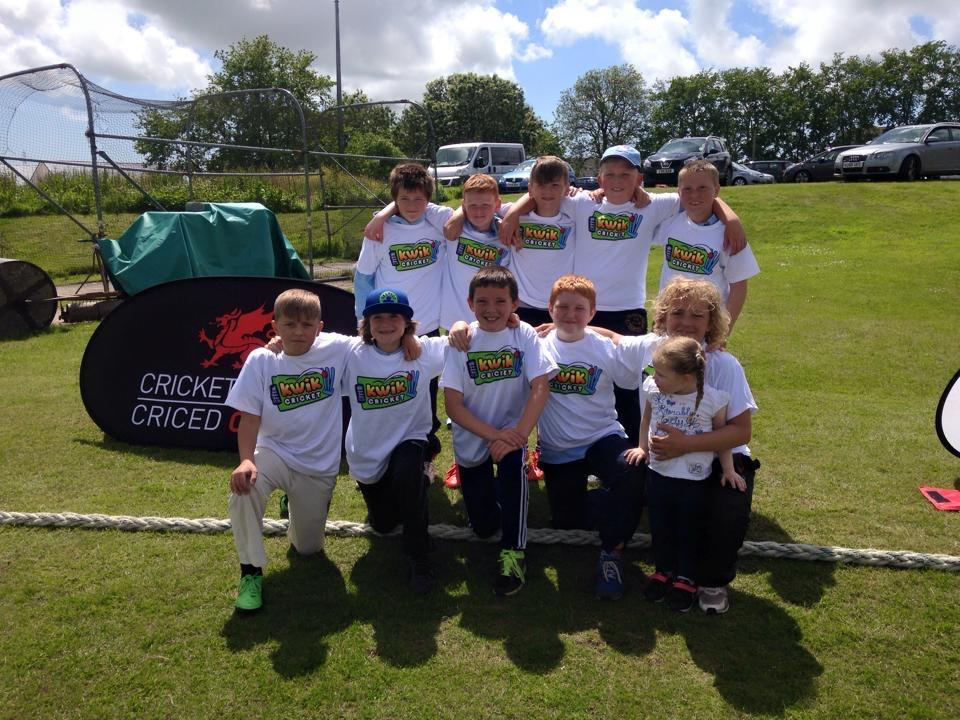 Winners of Kwik Cricket
