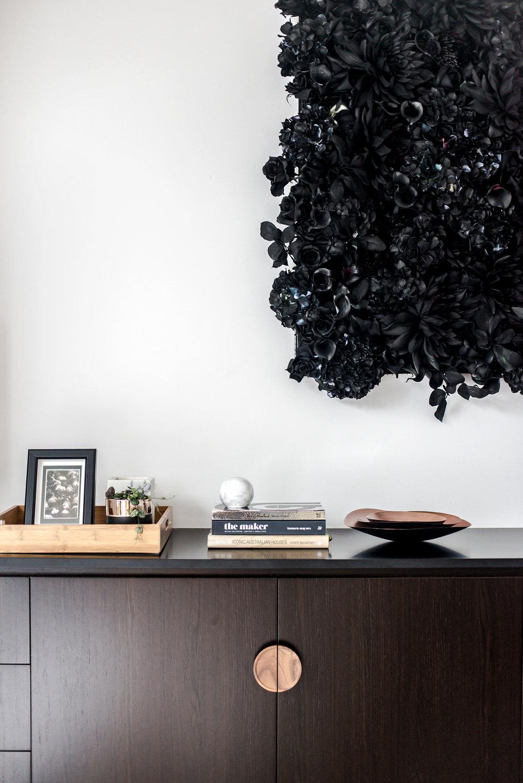 Custom cabinetry photograph