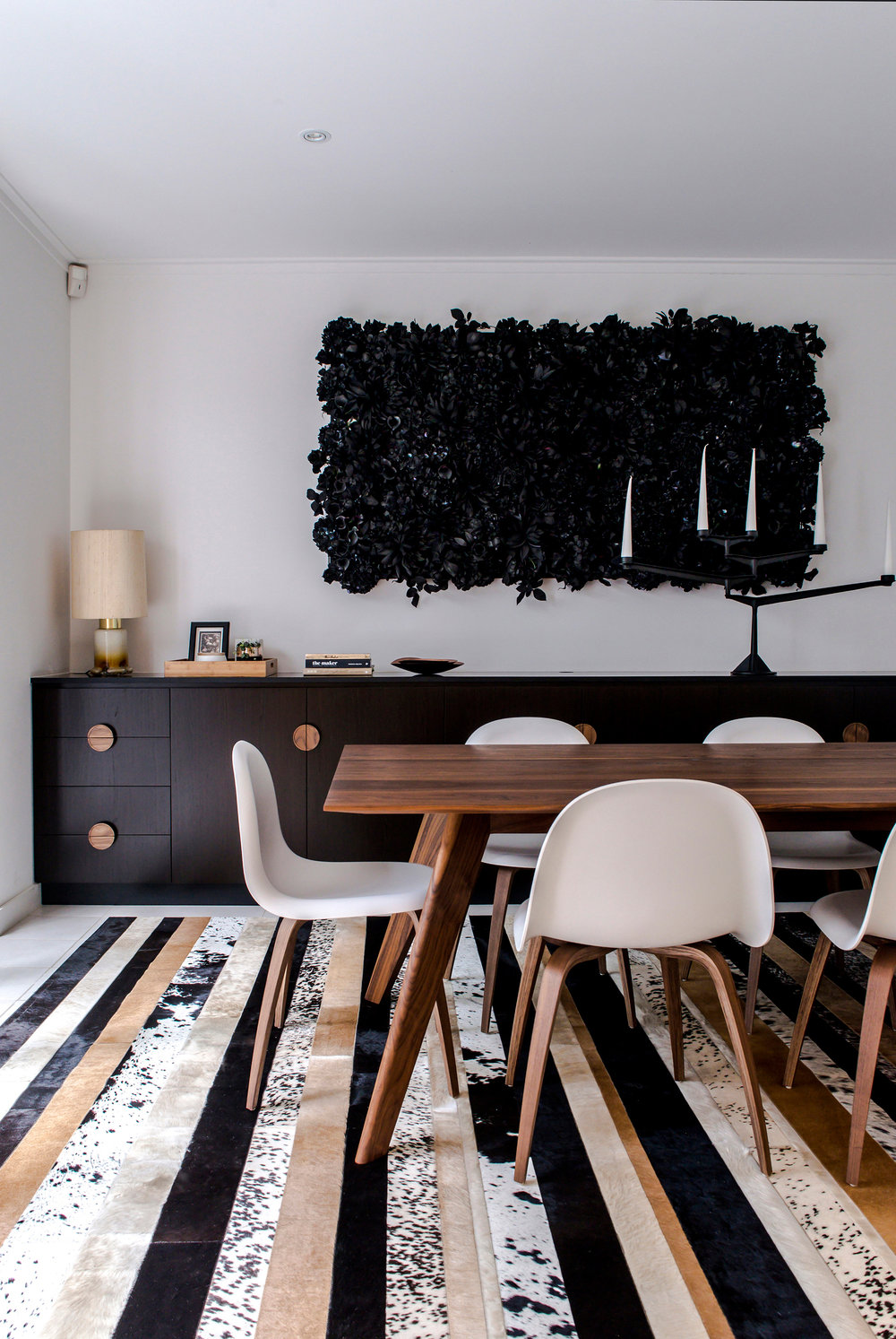 Dining room photograph