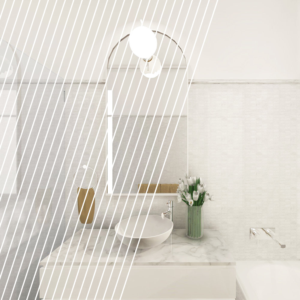 || ARCH ROOM- FAMILY BATHROOM ||