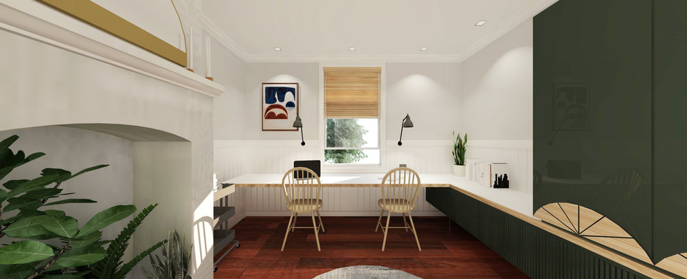 home office design image
