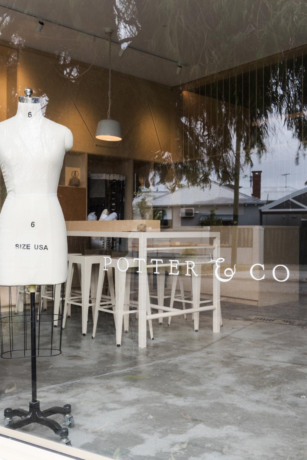 shopfront photograph