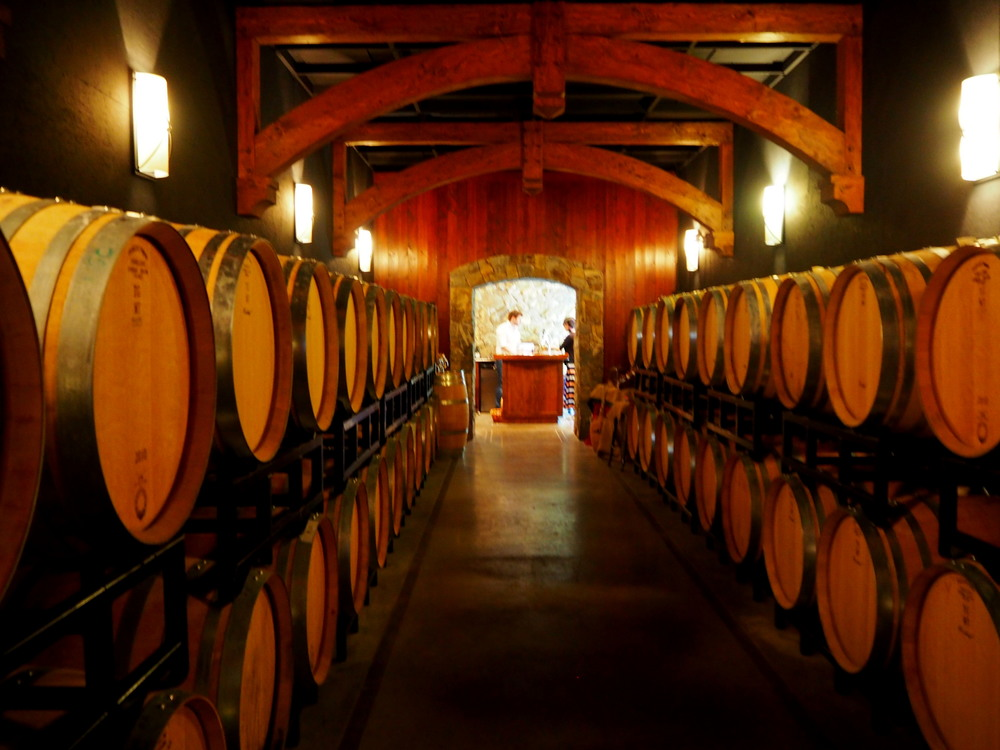 Privato Barrel Room