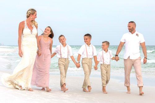Destin wedding packages destin family beach wedding pictureg junglespirit Gallery