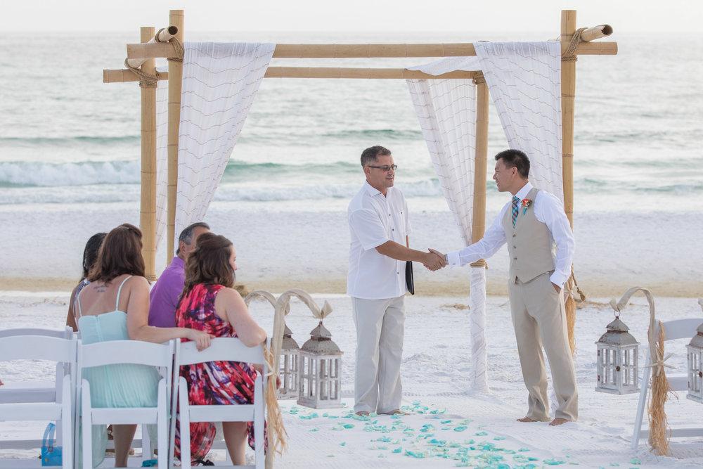 Destin Wedding Packages