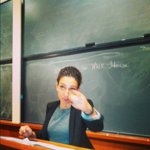 Naz Modirzadeh,National Security Council Case Study Prototype, HLS,Fall 2014