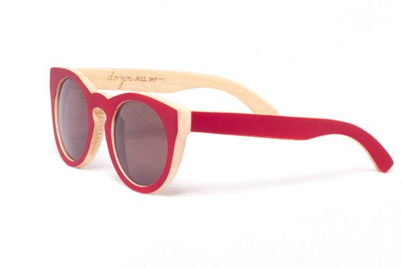 lunettes bois lyon