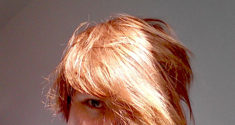 Des cheveux qui brillent, merci vinaigre