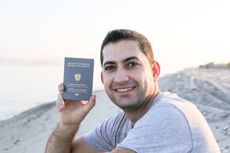 (6/6)Humans of New York histoires de réfugiés