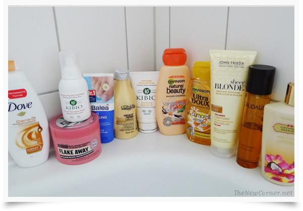Salut les shampooings !