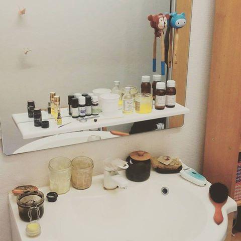 0 dechets salle de bain