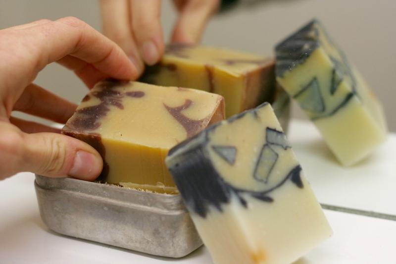 Un savon bio et artisanal pour ta  salle de bain zéro déchet