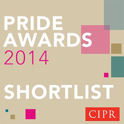 CIPR Northern Ireland PRide Awards Shortlist