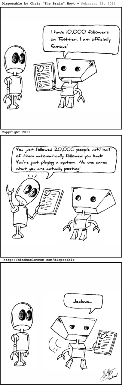 Automated Popularity