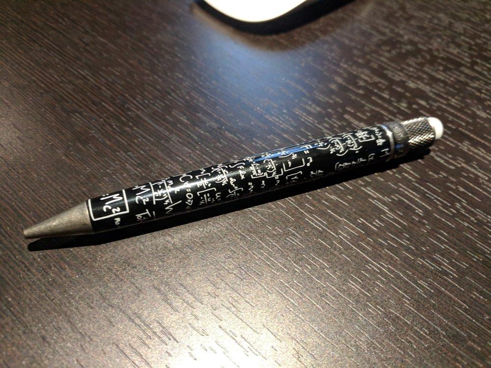 Harry's favorite pencil