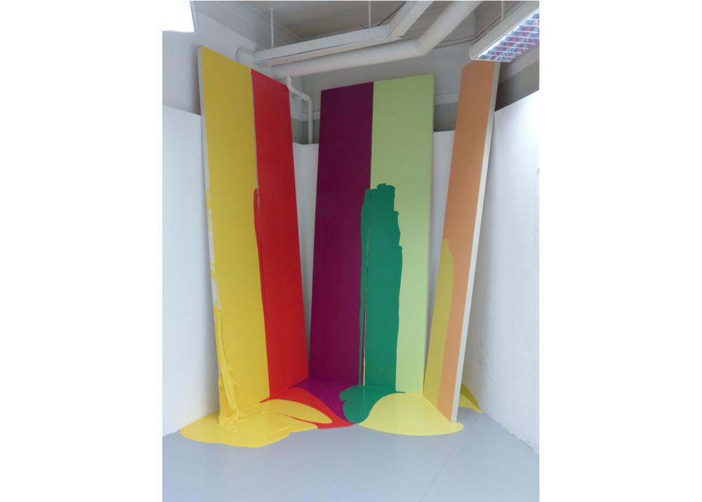 Monochrome Panels