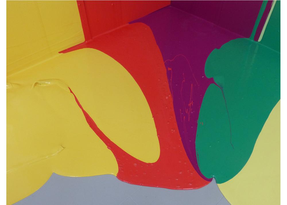 Monochrome Panels (close up)