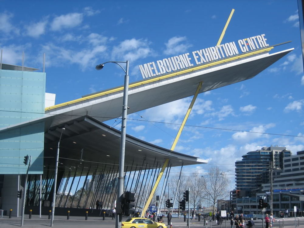 The closest 4-star accommodation to the Melbourne Convention & Exhibition Centre