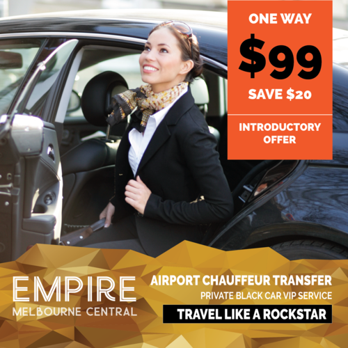 Airport Transfer Exclusive Vip Transfer To Or From Empire