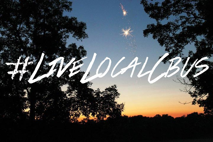 Share with us your Fourth of July festivities and other local ventures with the hashtag #LiveLocalCbus.