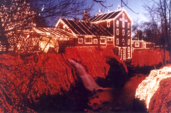 Clifton Mill in Clifton, Ohio