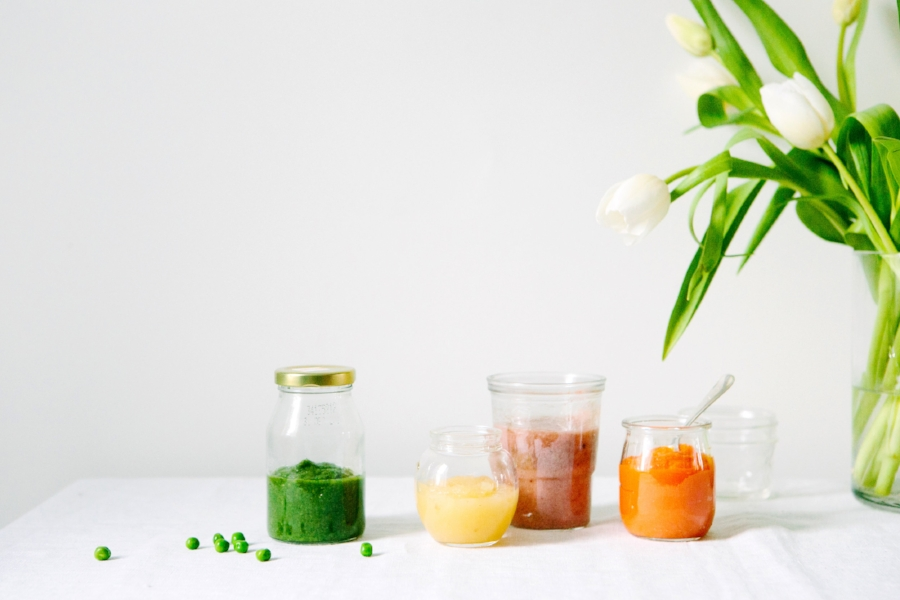 "From our article, ""Making Baby Food at Home."" Photo by Gina Weathersby."