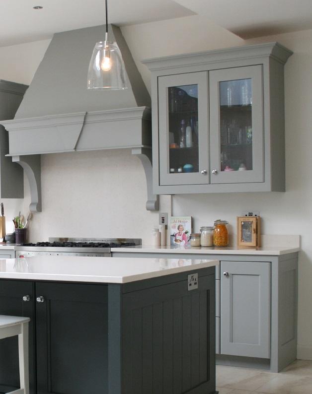Suffolk Painted Kitchen