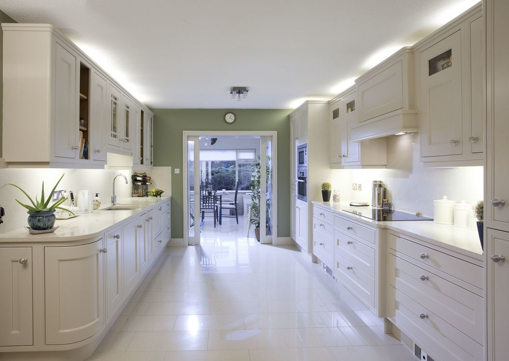 Warm - Lighting Over and Under Wall Cabinets