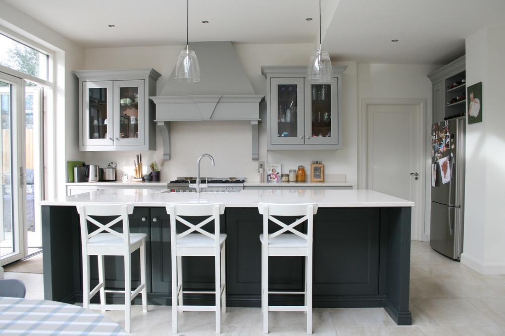 Suffolk Painted Kitchen Ireland
