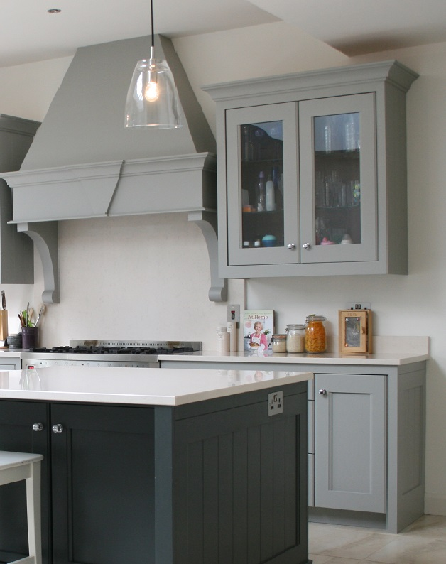 Suffolk Painted Kitchen