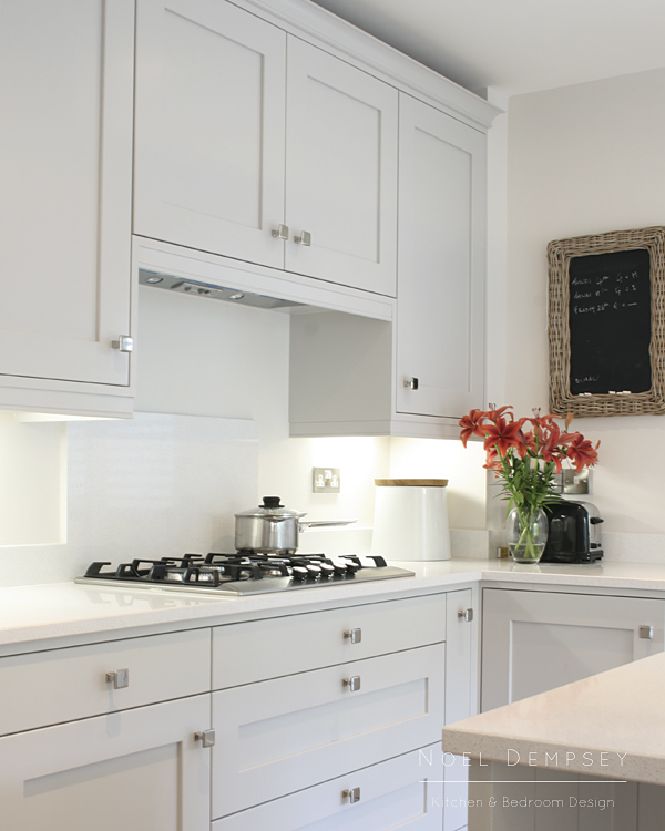 Silver Fox Paint Kitchen: Noel Dempsey Design