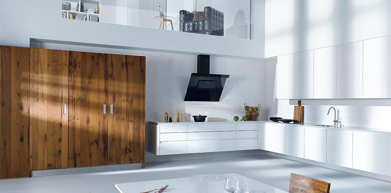 NX501 White Gloss - Noel Dempsey Design