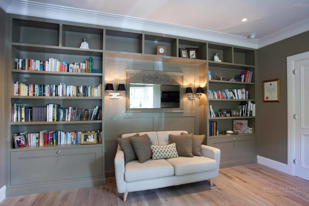 Built In Study Shelving Ireland 1 Part 50