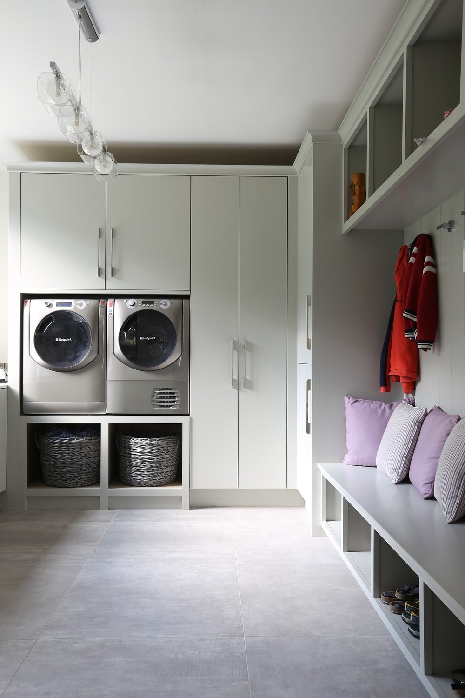 Bespoke laundry room - Noel Dempsey